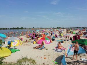 Vooroever Medemblik IJsselmeer strand Vlietsingel