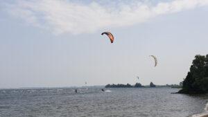 Kitesurfen Nesbos